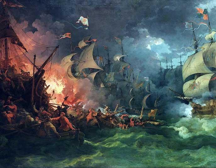 The Spanish Armada In Scotland